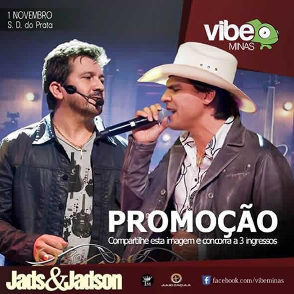 Promoção: Jads e Jadson